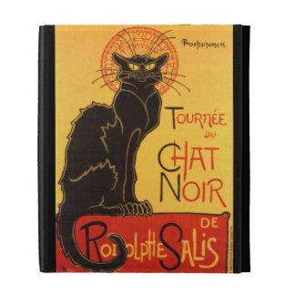 Steinlen: Chat Noir iPad Folio Covers
