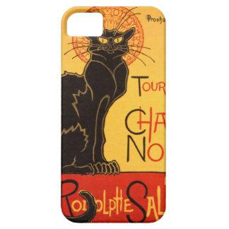 Steinlen: Chat Noir iPhone SE/5/5s Case