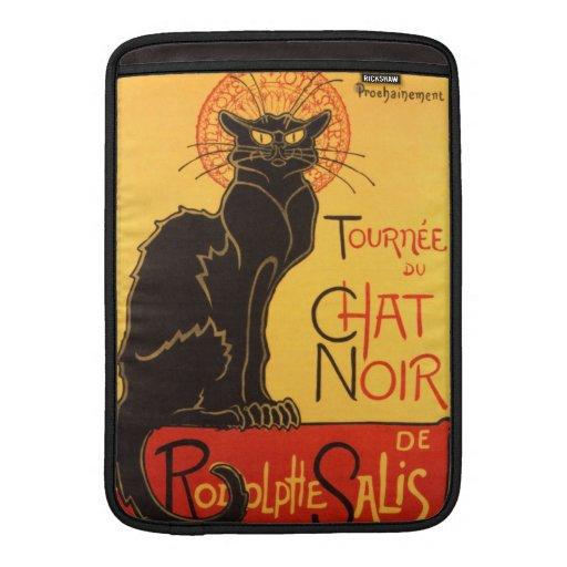 Steinlen: Chat Noir MacBook Sleeve