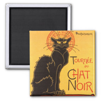 Steinlen: Chat Noir Magnet