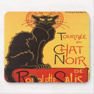 Steinlen: Chat Noir Mouse Pads