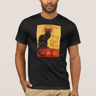 Steinlen: Chat Noir T-Shirt