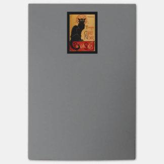 Steinlen's Le Chat Noir Post-it® Notes