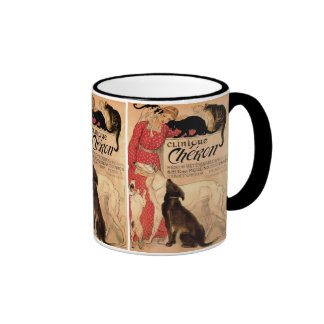 Steinlen's Vintage Clinique Chéron - Mug