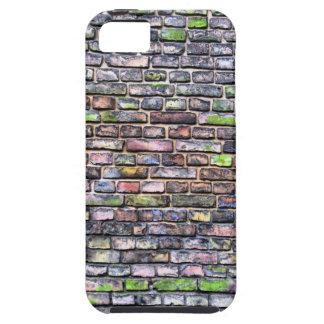 Steinmauer brick wall funda para iPhone SE/5/5s