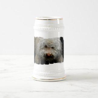 Steins de la cerveza de Logato Romagnolo Tazas