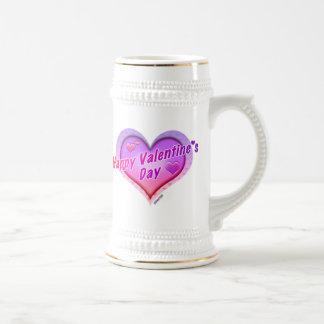 STEINS, MUGS - Happy Valentine's Day
