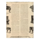Steinway e hijos, piano Manufacutrers Postal