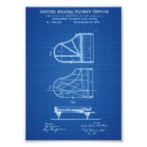 Steinway Piano Patent - Patent Print