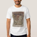 Stela depicting Aten giving life and T Shirt