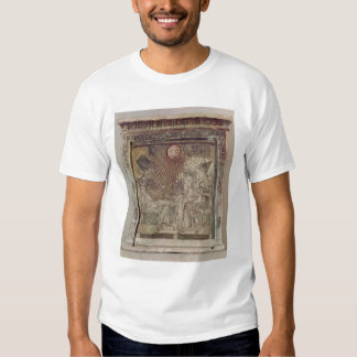 Stela depicting Aten giving life and Tee Shirt