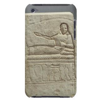 Stela funerario en nombre de la señora Artemis, fr iPod Touch Case-Mate Cárcasas