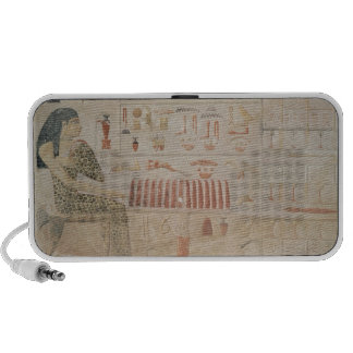 Stela of Princess Nefertiabet iPhone Speaker