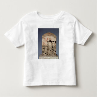 Stela to the Apis bull (painted limestone) Toddler T-shirt