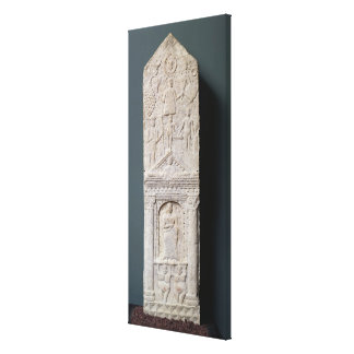 Stela votivo dedicado a Saturn Impresiones De Lienzo