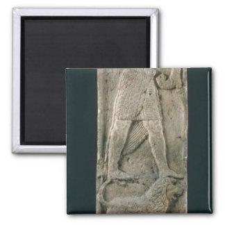 Stela votivo imán