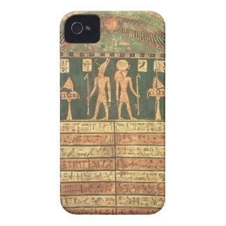 Stele de Horsiese último período madera pintada iPhone 4 Protector