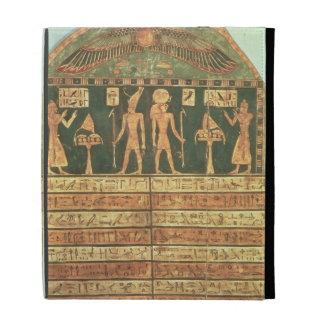 Stele de Horsiese, último período (madera pintada)