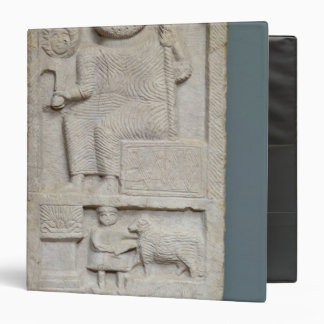 Stele dedicated to Saturn, from El-Ayaida 3 Ring Binder