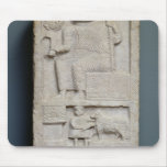 Stele dedicated to Saturn, from El-Ayaida Mouse Pad