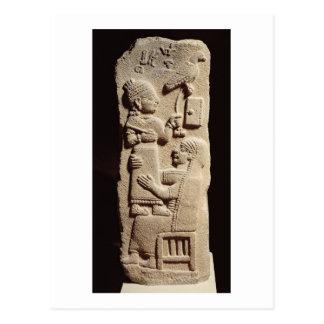 Stele funerario del escribano Tarhunpijas Neo-Hit Tarjeta Postal