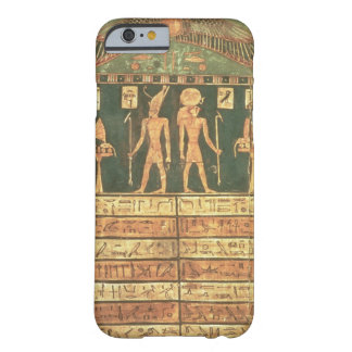 Stele of Horsiese, Late Period (painted wood) Barely There iPhone 6 Case