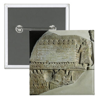 Stele of the Vultures Button