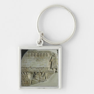 Stele of the Vultures Keychain
