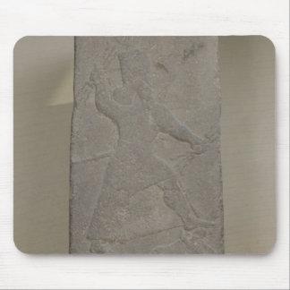 Stele que representa a tormenta-dios Adad Alfombrillas De Ratones
