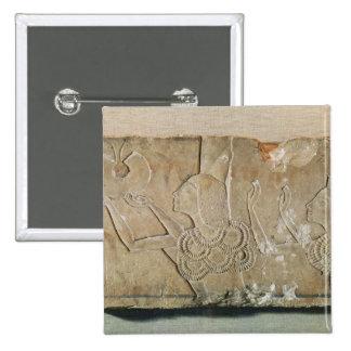Stele que representa Ay y a su esposa Teye Pin