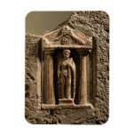 Stele votivo del mármol y de la piedra arenisca co imán flexible