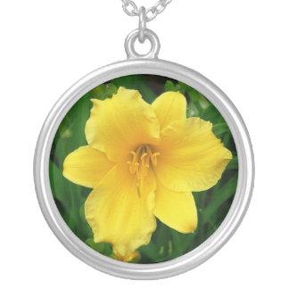 Stella Dora Daylily Personalized Necklace