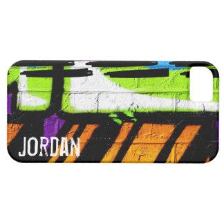 Stella Graffiti Personalize Spray Paint iPhone SE/5/5s Case