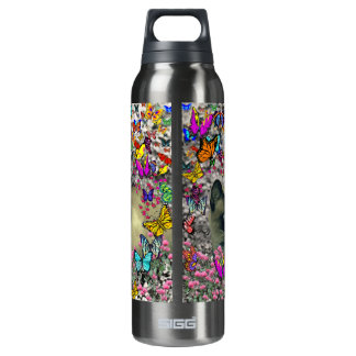 Stella in Butterflies Chocolate Point Siamese Cat SIGG Thermo 0.5L Insulated Bottle