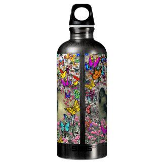 Stella in Butterflies Chocolate Point Siamese Cat SIGG Traveler 0.6L Water Bottle