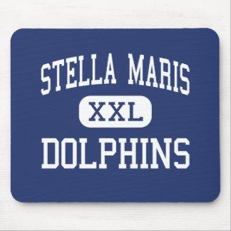 Stella Maris - Dolphins - High - Rockaway Park Mouse Pad