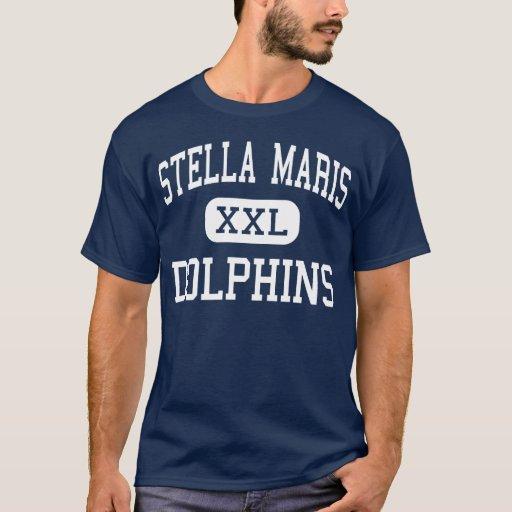 Stella Maris - Dolphins - High - Rockaway Park T-Shirt