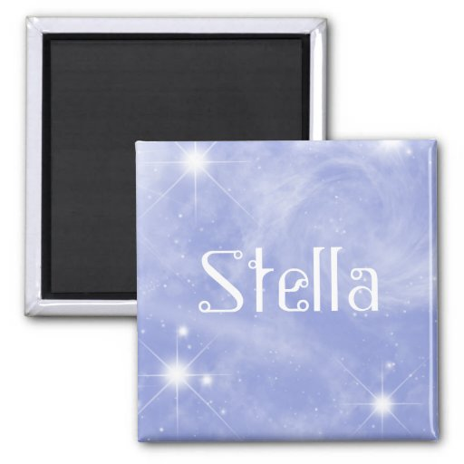 Stella Starry Magnet by 369MyName