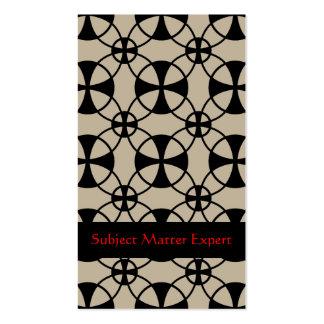 Stella Subject Matter Business Card