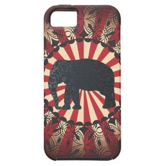 Stella Vintage Circus Elephant Free Mandarin iPhone 5 Case