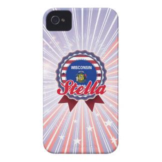 Stella WI Case-Mate iPhone 4 Cárcasa