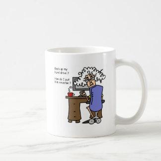 stellaharddrive.jpg classic white coffee mug