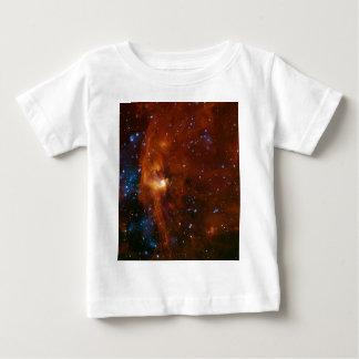 Stellar Birth Baby T-Shirt