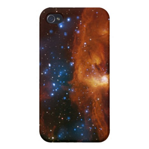 Stellar Birth Covers For iPhone 4