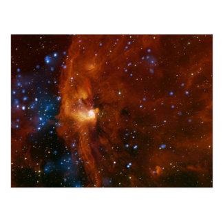 Stellar Birth Post Card