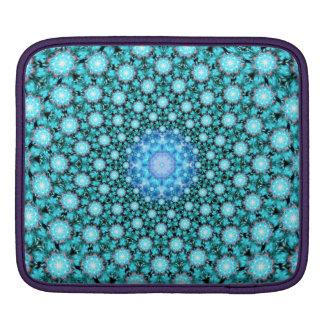 Stellar Cascade Mandala Sleeve For iPads