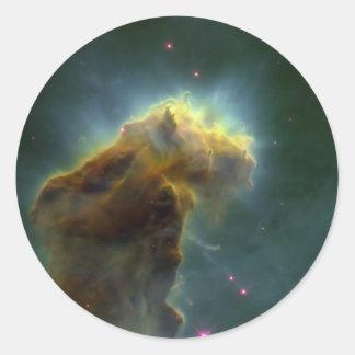 Stellar Classic Round Sticker