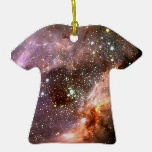 Stellar Cluster Christmas Ornament