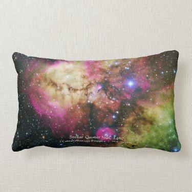 Stellar Cluster - NGC 2467, Constellation Puppis Pillow