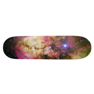 Stellar Cluster - NGC 2467, Constellation Puppis Skate Boards
